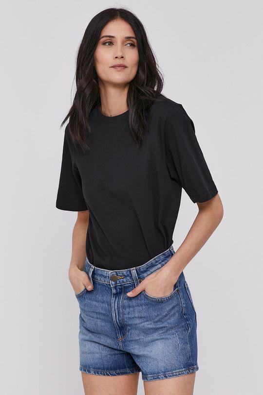 czarny Lee Cooper - T-shirt