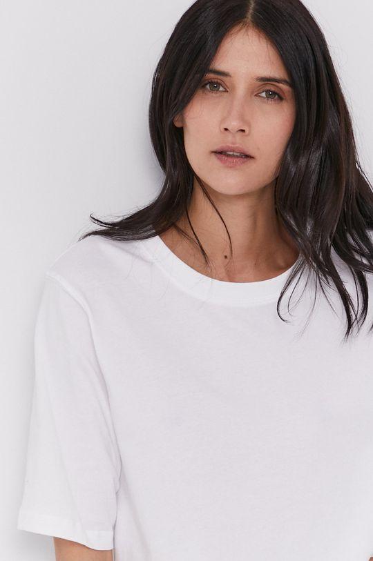 biela Lee Cooper - Tričko