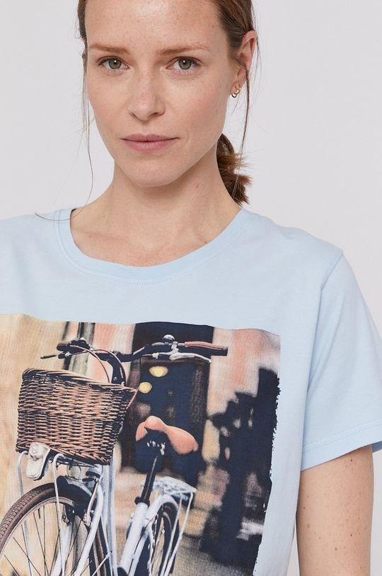 niebieski Lee Cooper - T-shirt