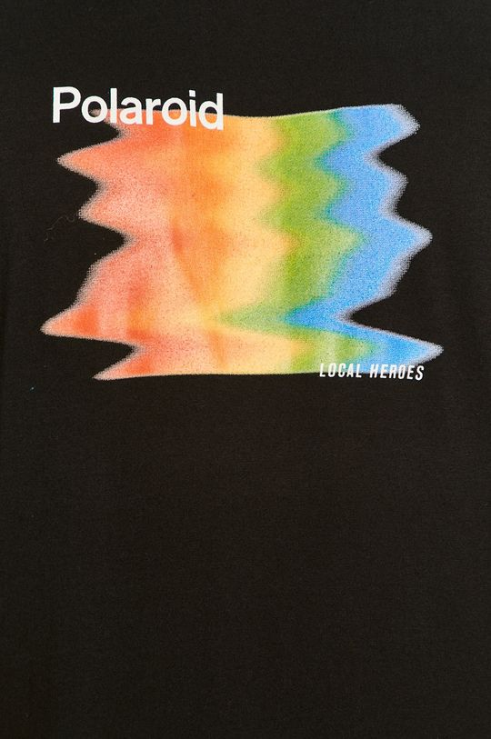 Local Heroes - T-shirt x Polaroid Męski