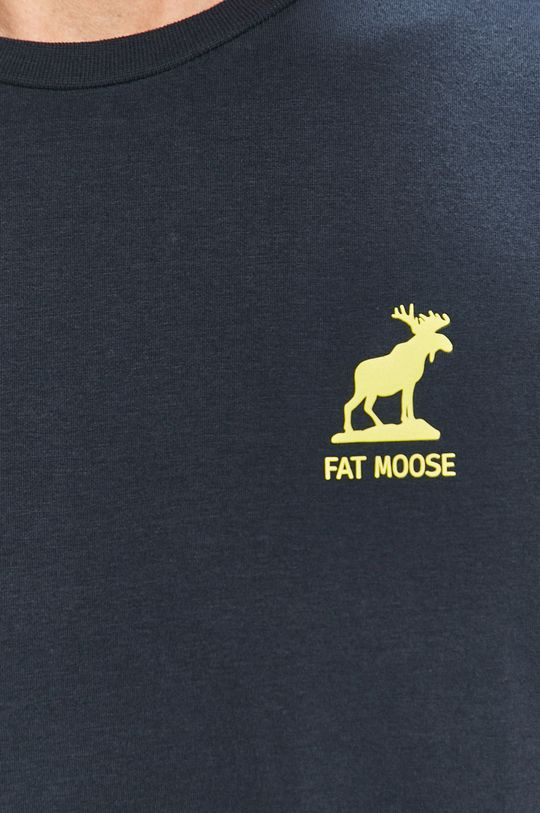 Fat Moose - Tričko Pánsky