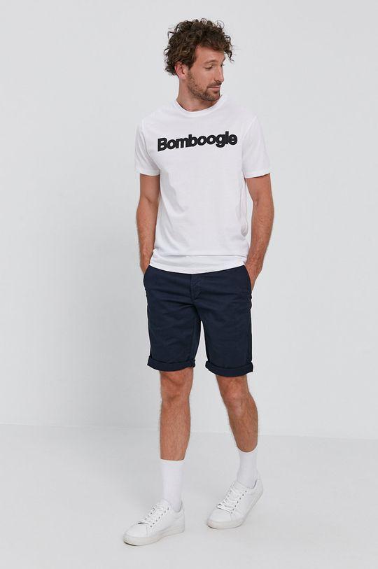 Bomboogie - T-shirt biały