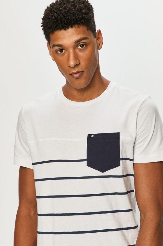 biela Cross Jeans - Tričko