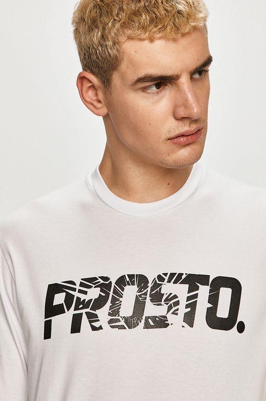 bílá Prosto - Tričko