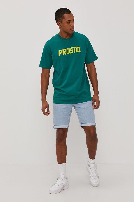 Prosto - Tričko zelená