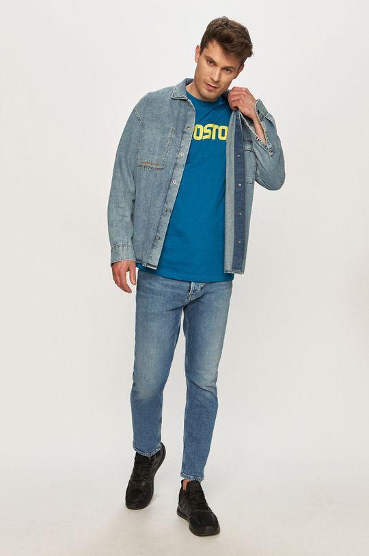 Prosto - Tričko tyrkysová