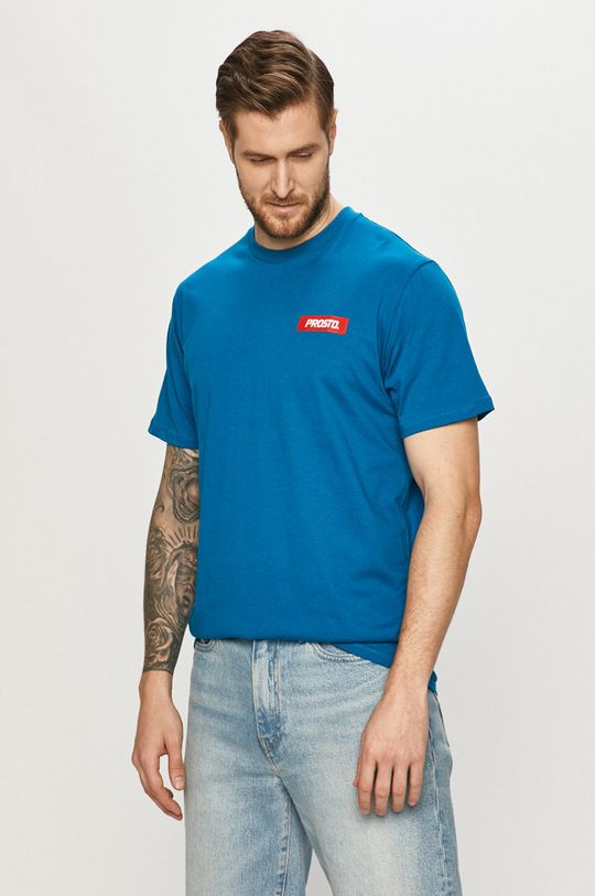 modrá Prosto - Tričko Pánský