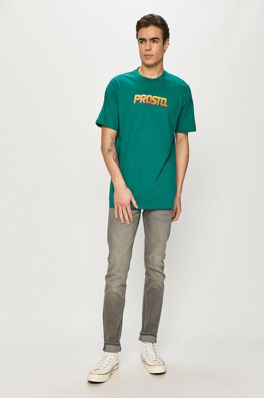 Prosto - Tričko tmavě zelená
