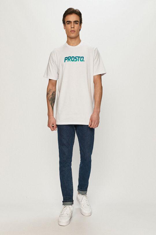 Prosto - Tričko bílá