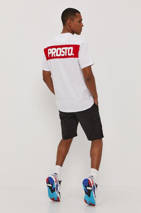 Prosto - T-shirt biały
