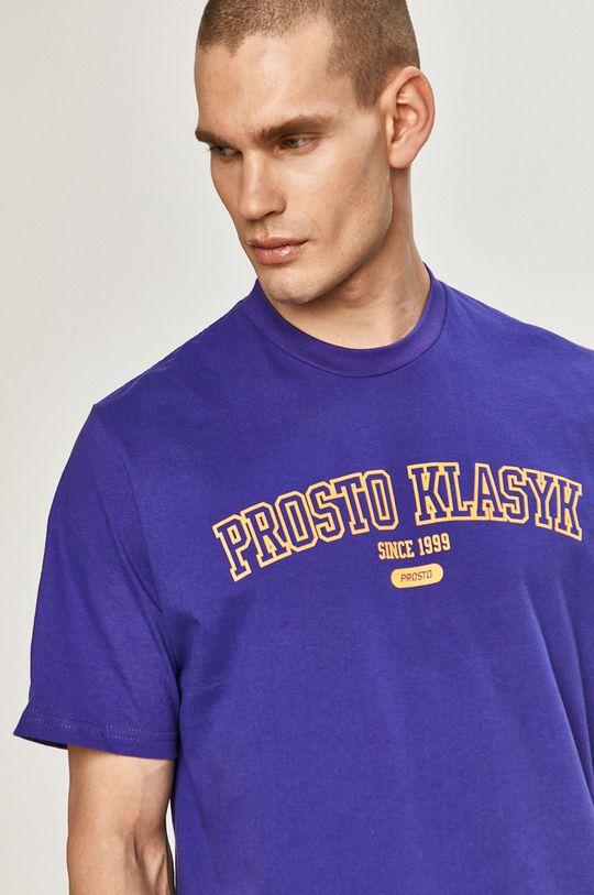 fialová Prosto - Tričko Pánsky