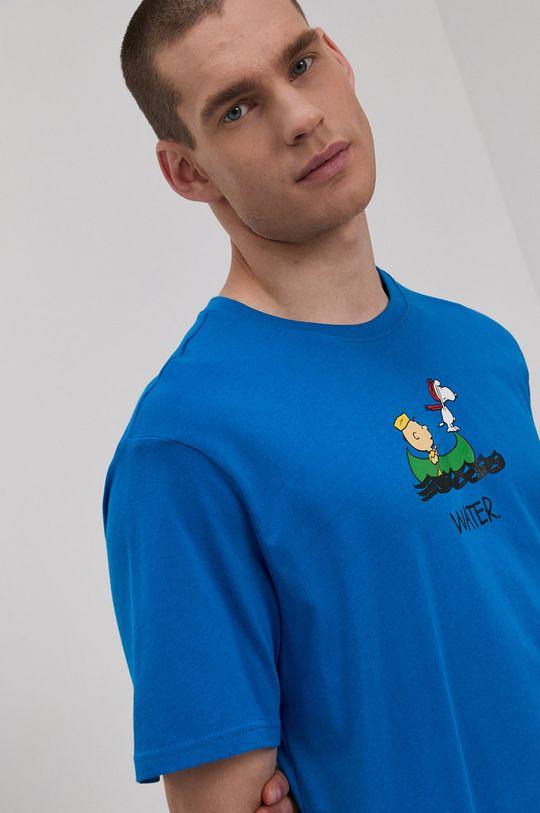 modrá Element - Tričko x Peanuts