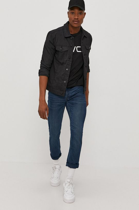 RVCA - T-shirt czarny