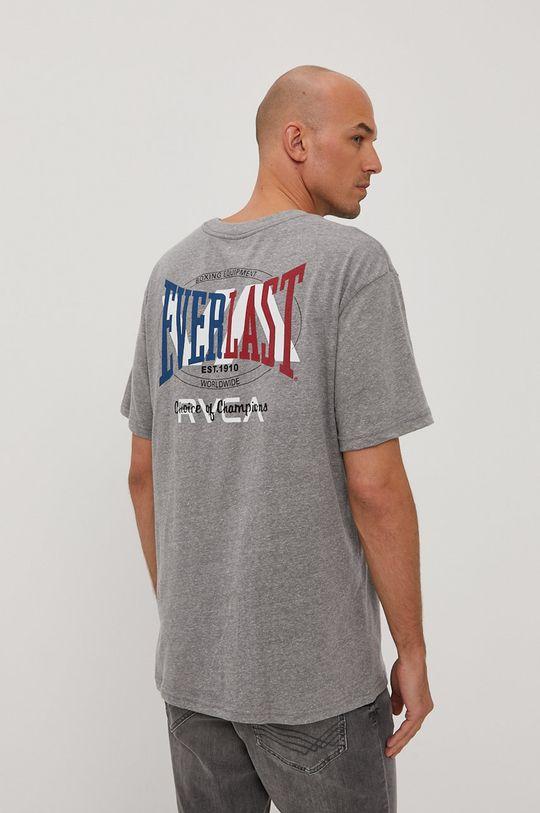 RVCA - Tričko šedá
