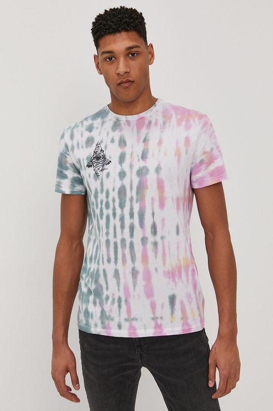 multicolor Brixton - T-shirt Męski