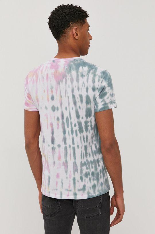 Brixton - T-shirt 60 % Bawełna, 40 % Poliester