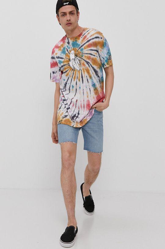 Volcom - Tricou multicolor