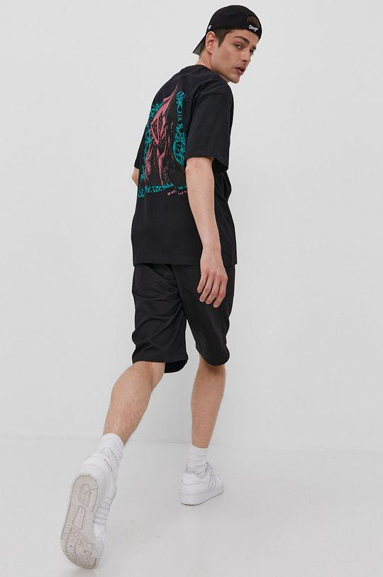 negru Volcom - Tricou De bărbați