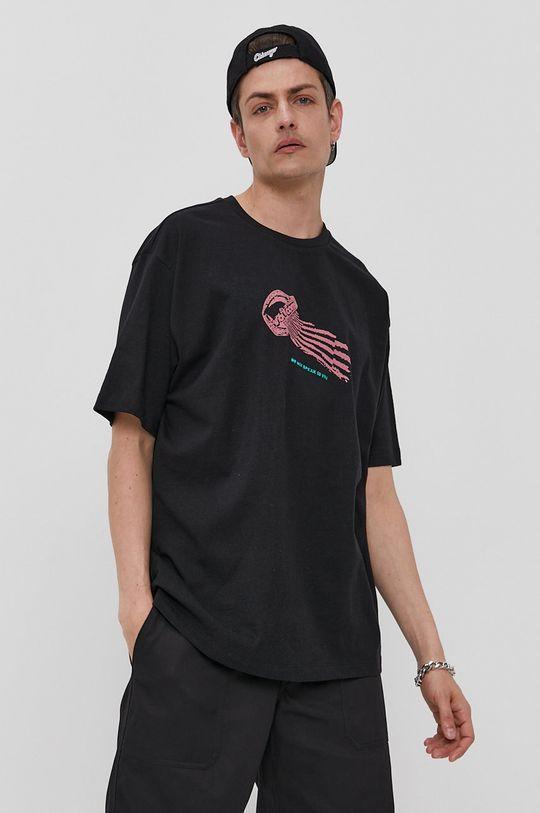 Volcom - Tricou negru