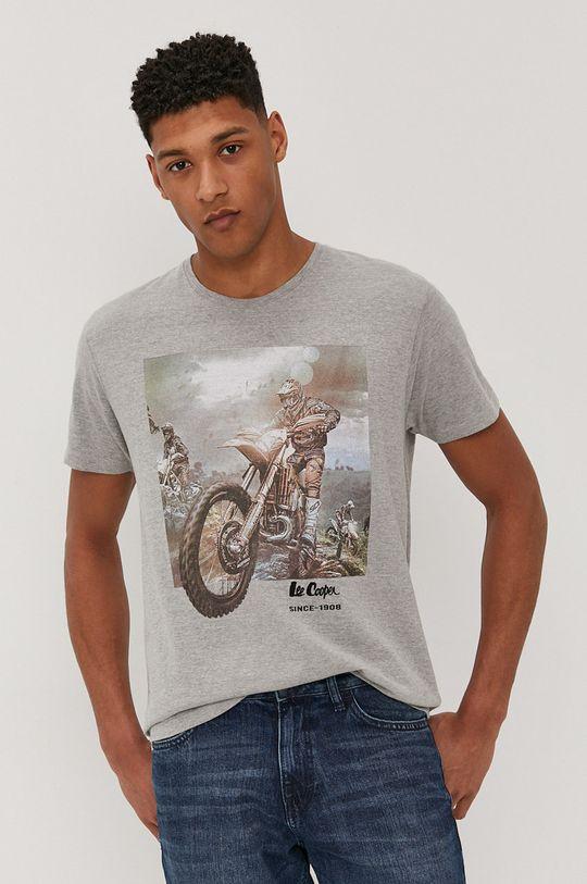 gri Lee Cooper - Tricou De bărbați