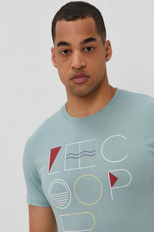 zöld Lee Cooper - T-shirt Férfi