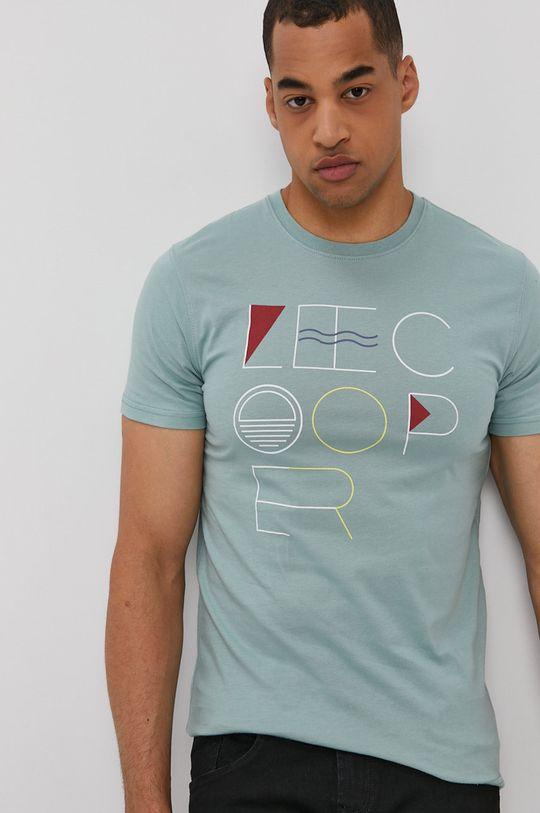 zöld Lee Cooper - T-shirt