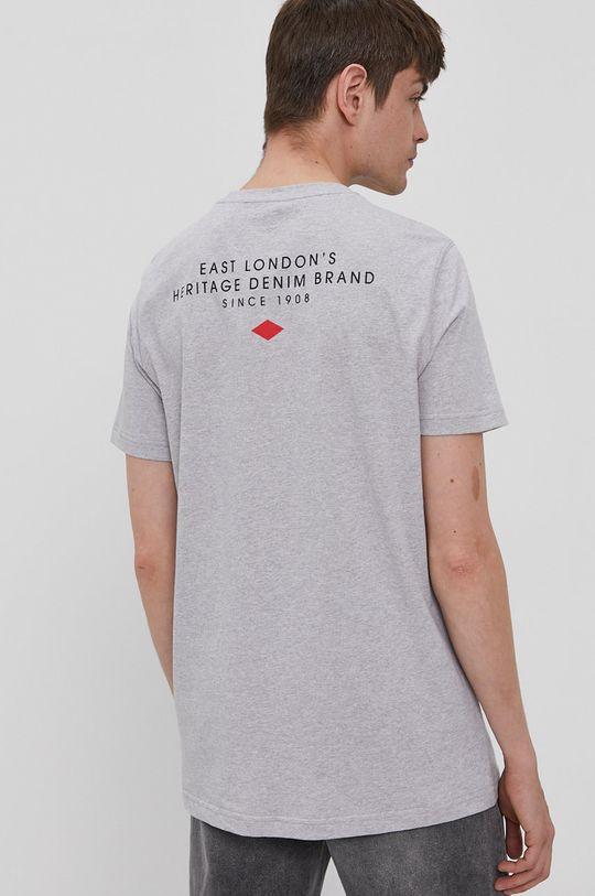 Lee Cooper - T-shirt szary