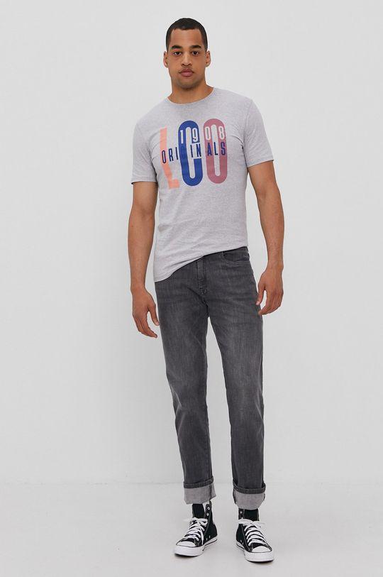 Lee Cooper - T-shirt szürke