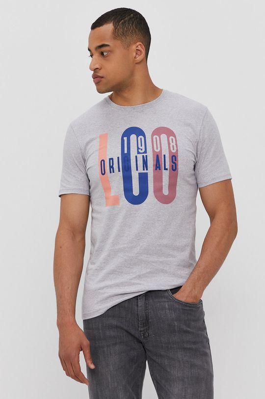 szürke Lee Cooper - T-shirt