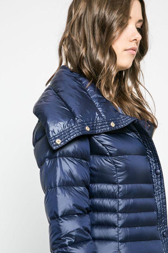 тъмносин Trussardi Jeans - Пухено яке