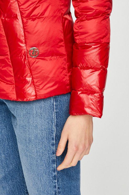 кармин Trussardi Jeans - Пухено яке
