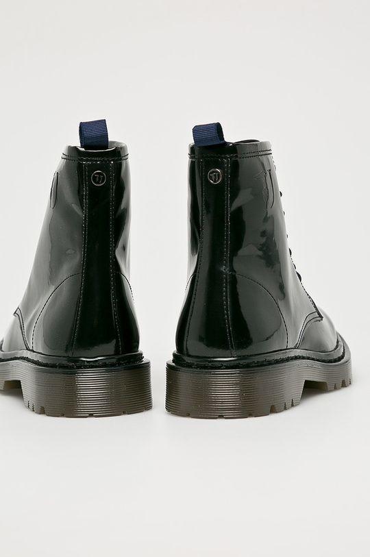 Trussardi Jeans - Nízké kozačky Svršek: Umělá hmota Vnitřek: Umělá hmota, Přírodní kůže Podrážka: Umělá hmota