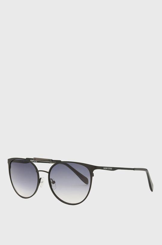 černá Kazar Studio - Sluneční brýle 42451.MT.00 Pánský