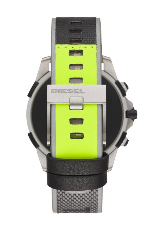 Diesel - Smartwatch DZT2012 stříbrná