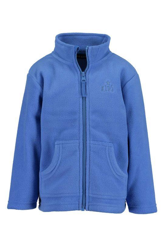 modrá Blue Seven - Detská bunda 92-128 cm Chlapčenský