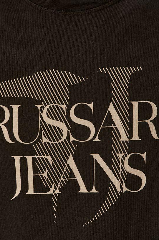černá Trussardi Jeans - Mikina