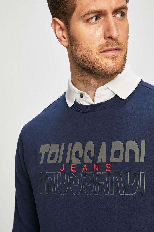 námořnická modř Trussardi Jeans - Mikina
