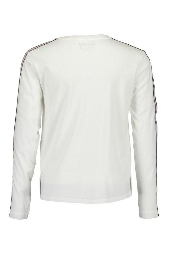 biela Blue Seven - Detské tričko s dlhým rukávom 140-176 cm Dievčenský