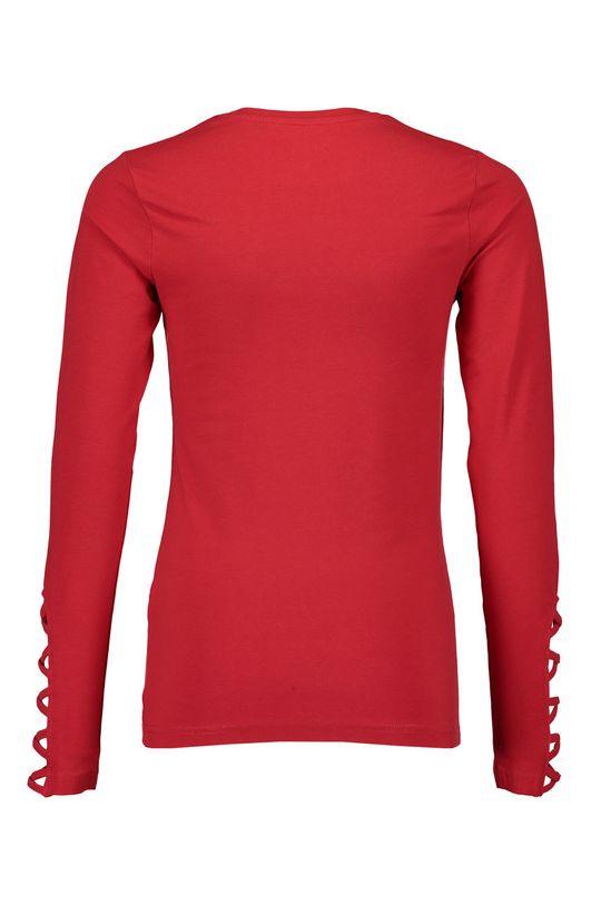 Blue Seven - Detské tričko s dlhým rukávom 140-176 cm červená
