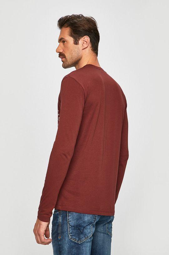 Trussardi Jeans - Tričko s dlouhým rukávem 100% Bavlna