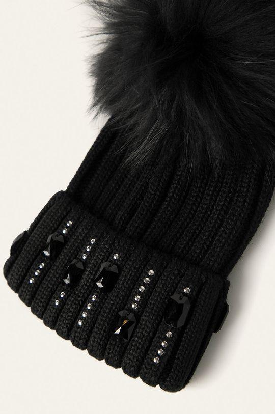 Giamo - Dětska čepice černá