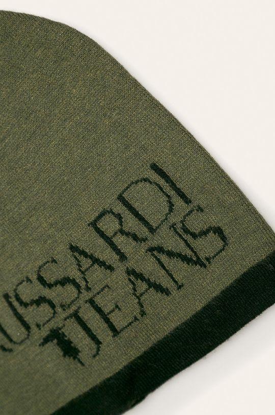 Trussardi Jeans - Čepice Hlavní materiál: 3% Kašmír, 30% Polyamid, 27% Polyester, 40% Viskóza