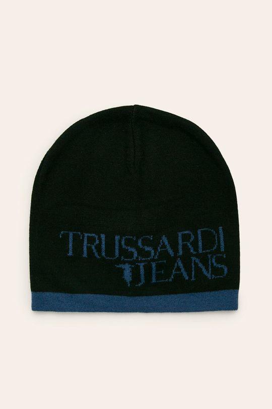 černá Trussardi Jeans - Čepice Pánský