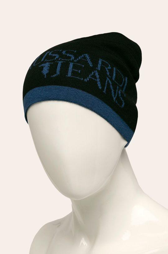 Trussardi Jeans - Čepice černá