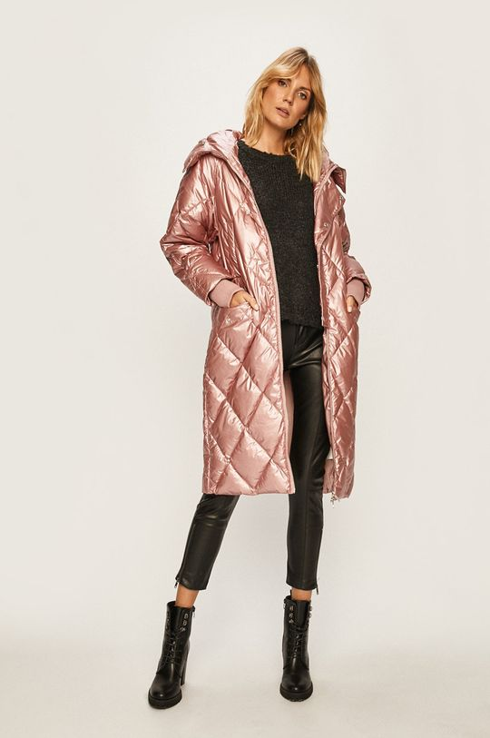 Silvian Heach - Páperová bunda ružová