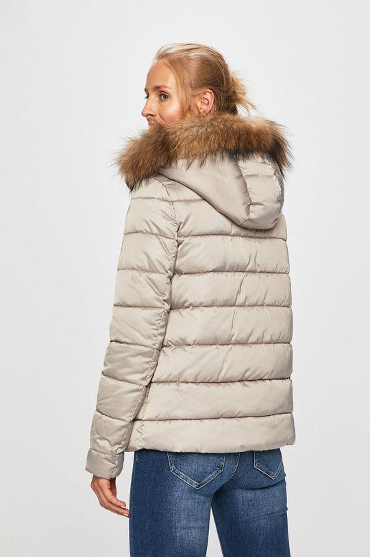 Trussardi Jeans - Bunda Podšívka: 100% Polyester Výplň: 100% Polyester Hlavní materiál: 100% Polyester Ozdobné prvky: Přírodní kožešina