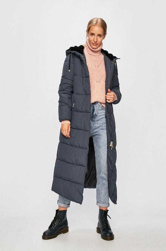 Trussardi Jeans - Bunda ocelová modrá