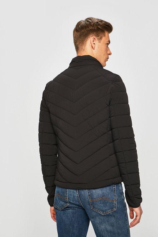 Trussardi Jeans - Bunda Podšívka: 15% Elastan, 85% Nylon Výplň: 100% Polyester Hlavní materiál: 15% Elastan, 85% Nylon