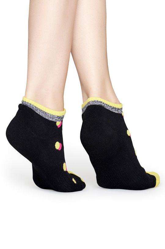 Happy Socks - Ponožky čierna