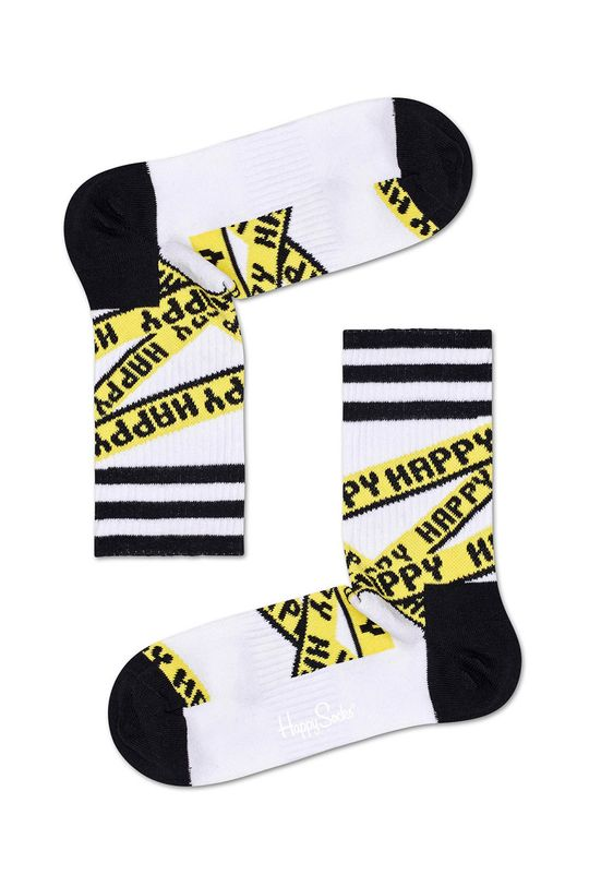 čierna Happy Socks - Ponožky Dámsky